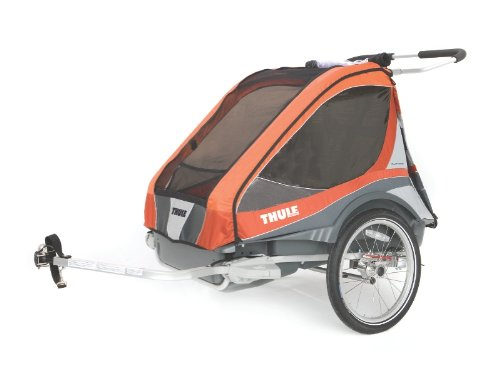 Thule Chariot Captain 2, Orange